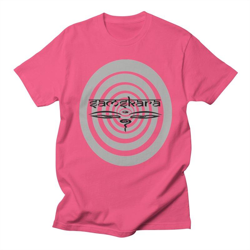 SAMSKARA Women's Regular Unisex T-Shirt by  SAMSKARA