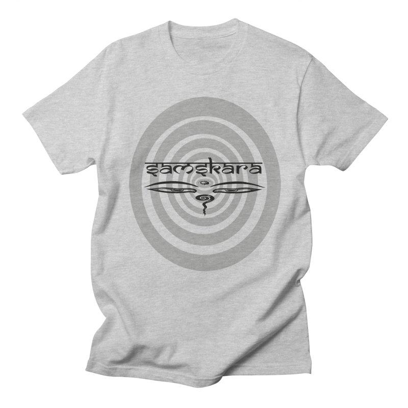 SAMSKARA Men's Regular T-Shirt by  SAMSKARA