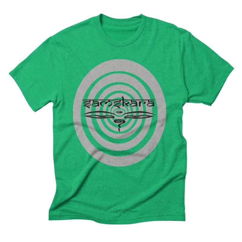 SAMSKARA Men's Triblend T-Shirt by  SAMSKARA