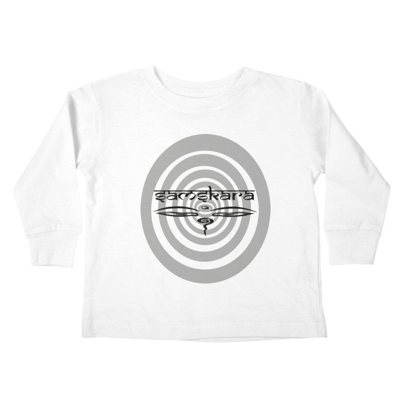 SAMSKARA Kids Toddler Longsleeve T-Shirt by  SAMSKARA