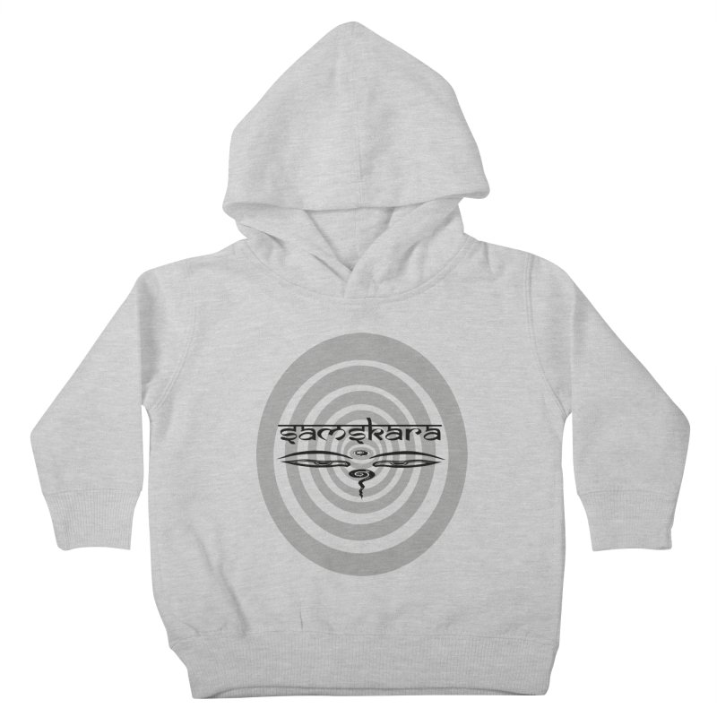 SAMSKARA Kids Toddler Pullover Hoody by  SAMSKARA