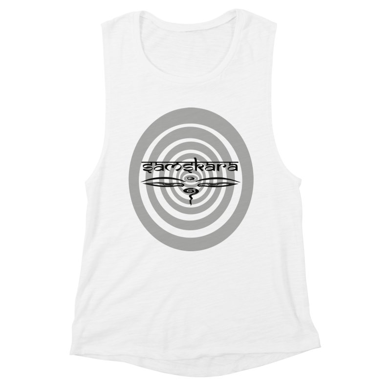 SAMSKARA Women's Muscle Tank by  SAMSKARA