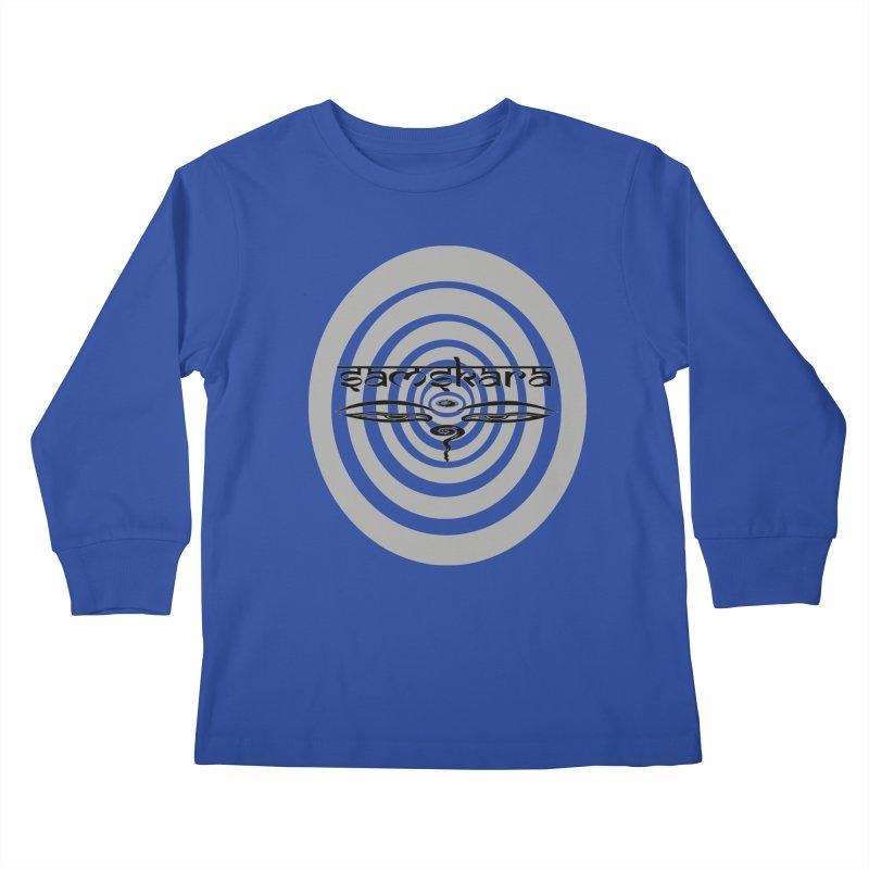 SAMSKARA Kids Longsleeve T-Shirt by  SAMSKARA