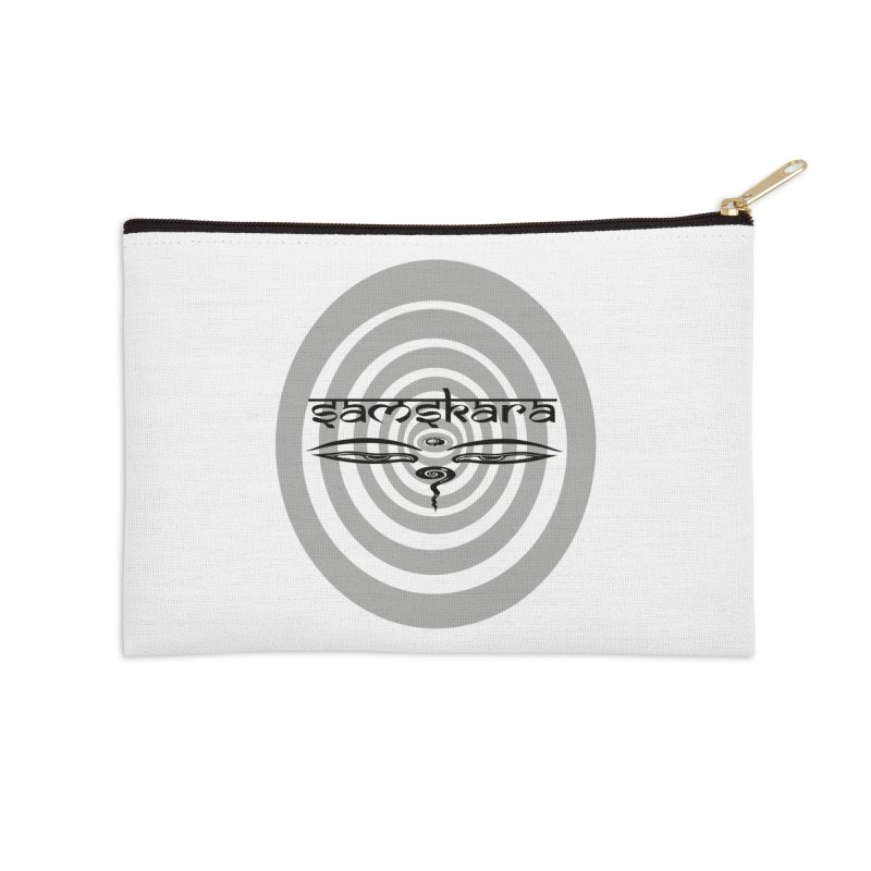 SAMSKARA Accessories Zip Pouch by  SAMSKARA