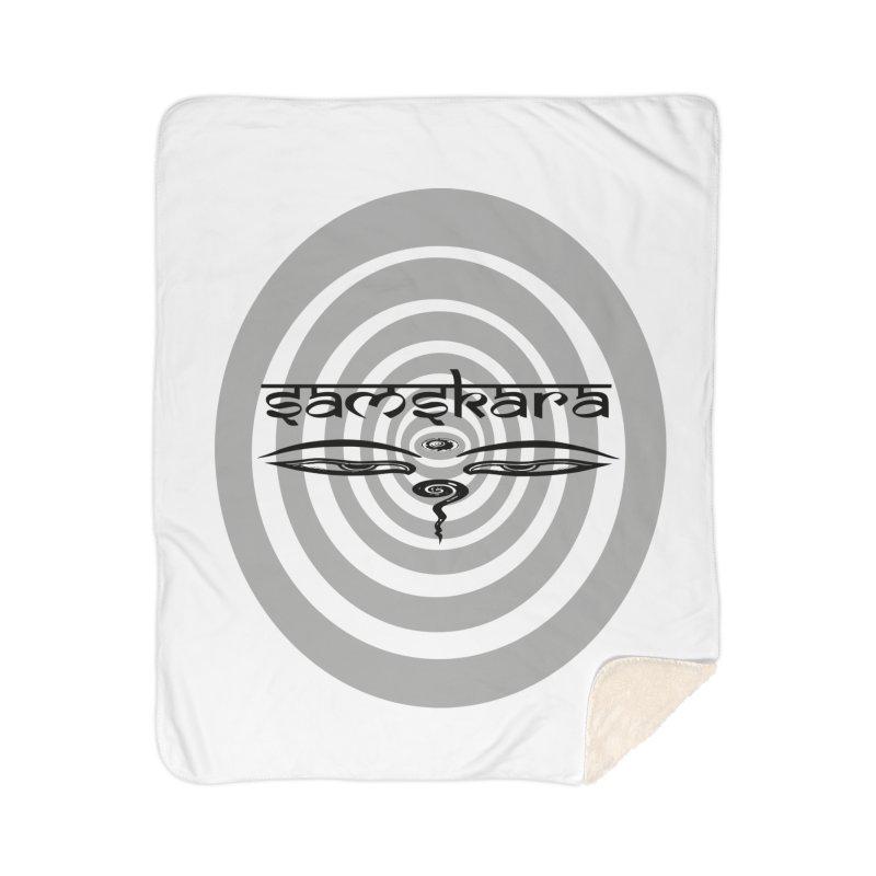 SAMSKARA Home Sherpa Blanket Blanket by  SAMSKARA