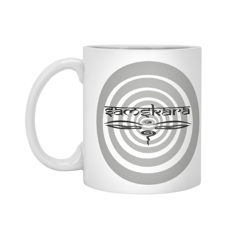 SAMSKARA Accessories Standard Mug by  SAMSKARA
