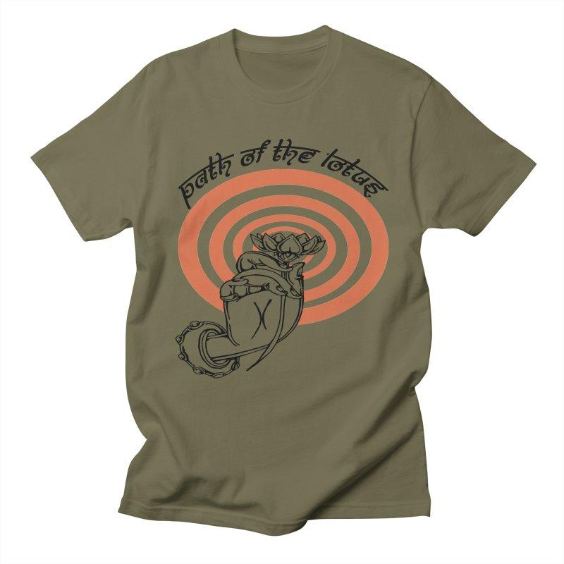 PATH OF THE LOTUS  Women's Unisex T-Shirt by  SAMSKARA