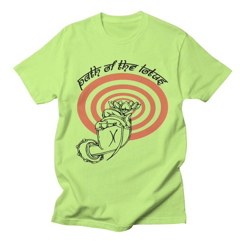 PATH OF THE LOTUS  Women's Regular Unisex T-Shirt by  SAMSKARA
