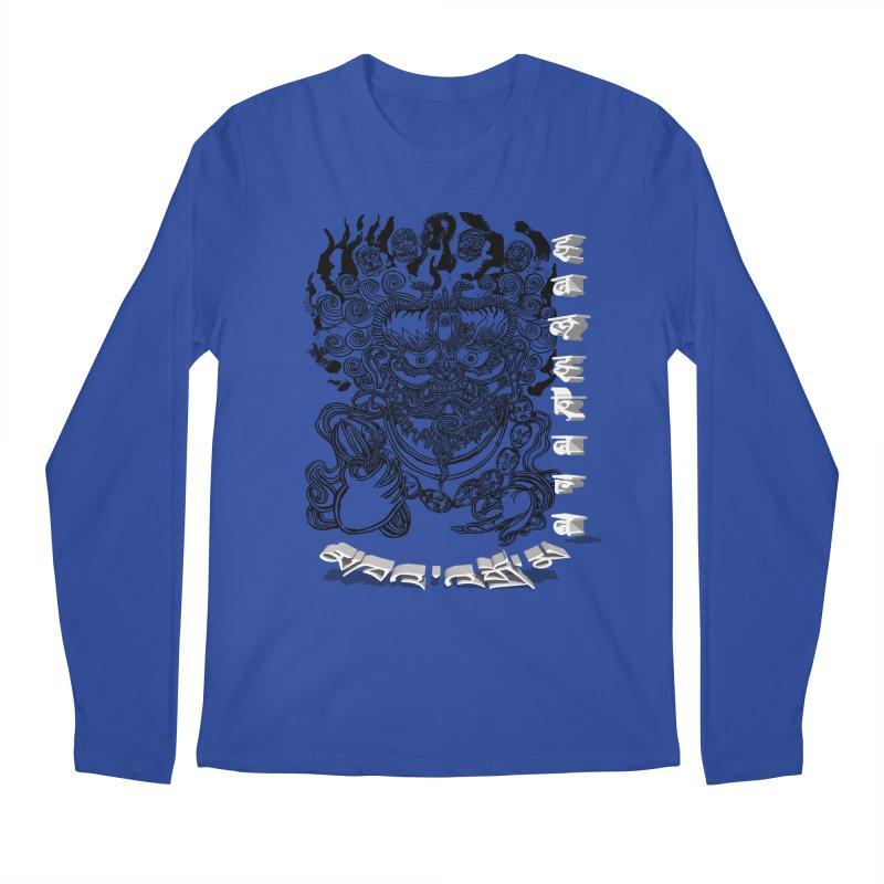 Dakini Samskara  Men's Longsleeve T-Shirt by  SAMSKARA