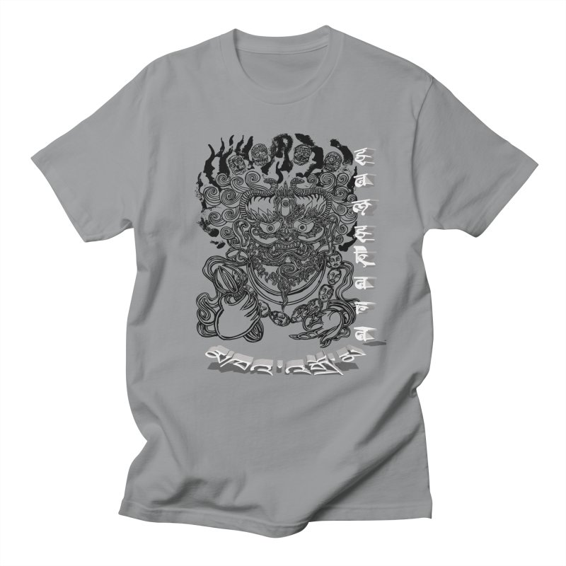 Dakini Samskara  Men's Regular T-Shirt by  SAMSKARA