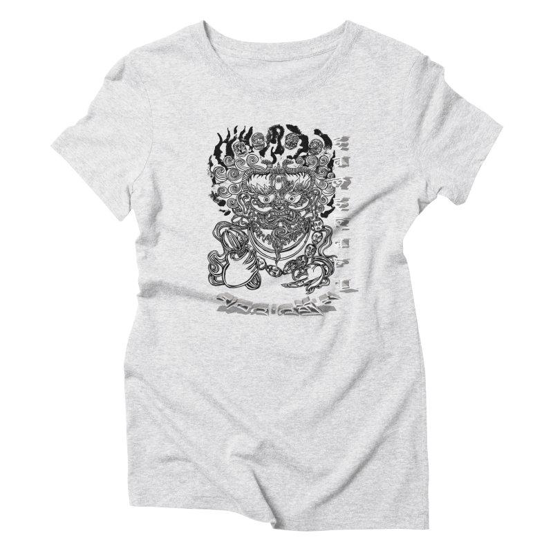 Dakini Samskara  Women's T-Shirt by  SAMSKARA