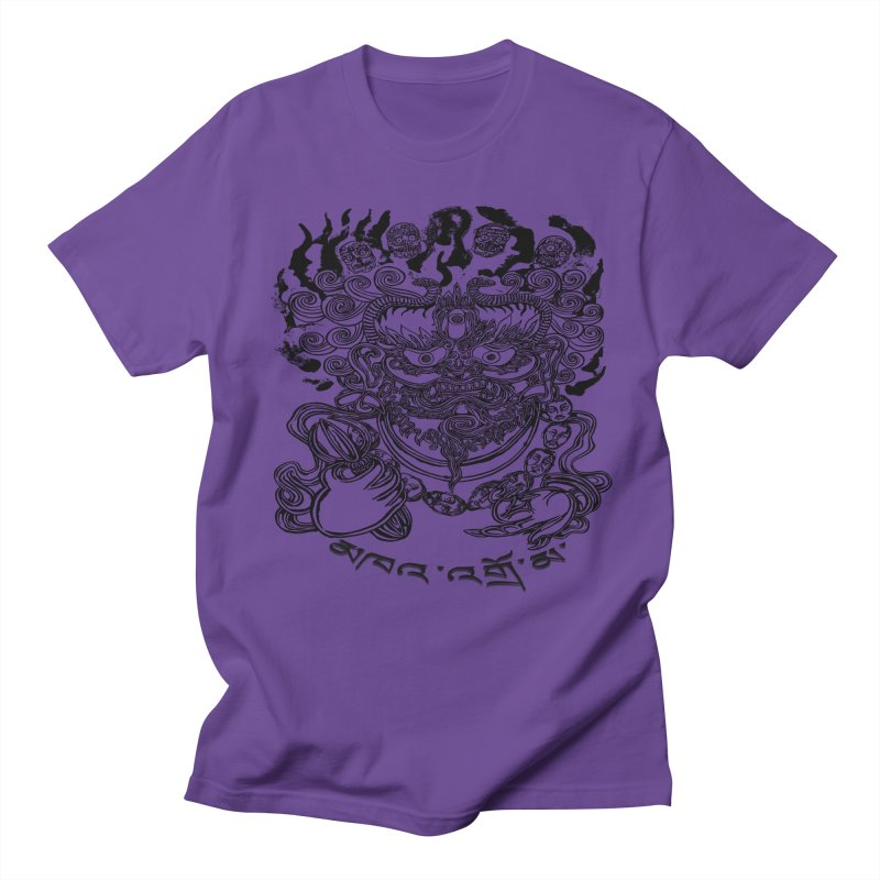 Dakini  Women's Unisex T-Shirt by  SAMSKARA