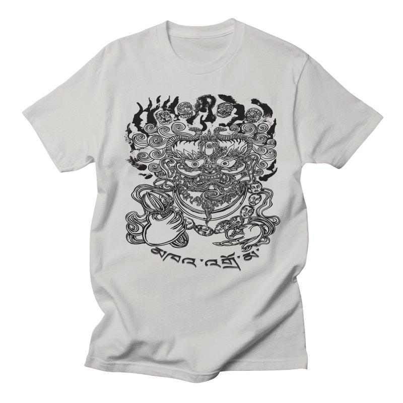 Dakini  Men's T-shirt by  SAMSKARA