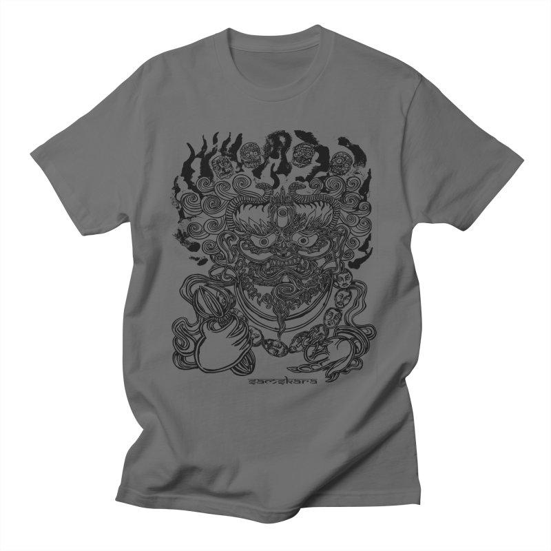 Dakini S Men's T-Shirt by  SAMSKARA