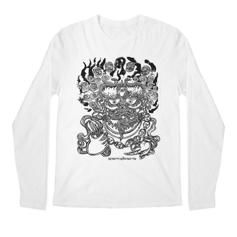 Dakini S Men's Longsleeve T-Shirt by  SAMSKARA