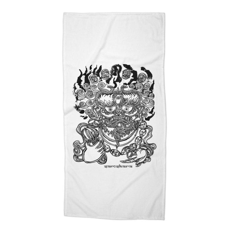 Dakini S Accessories Beach Towel by  SAMSKARA