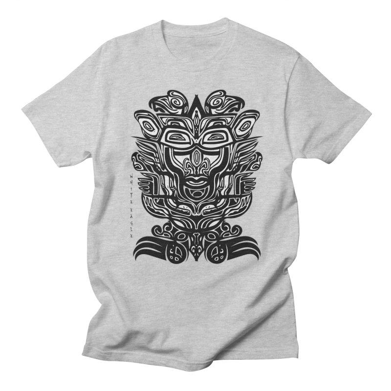 TOTEM (TRIBAL LINEAR ) SERIES Women's Regular Unisex T-Shirt by  SAMSKARA