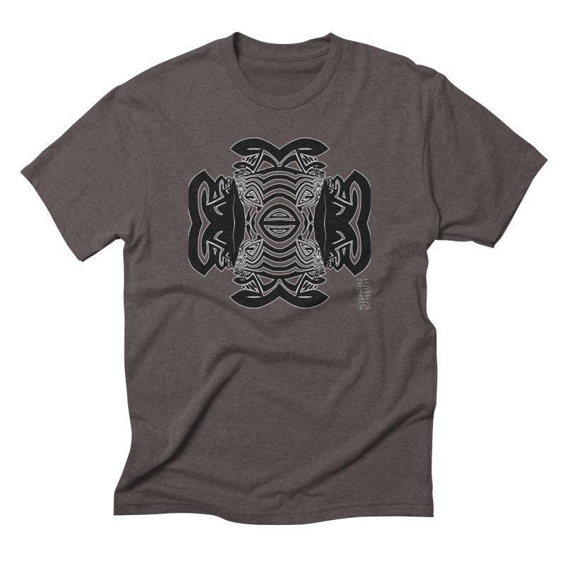Yolk Of The Universe Men's Triblend T-Shirt by  SAMSKARA