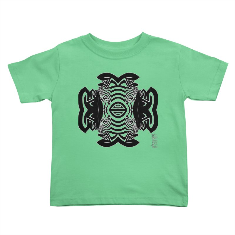 Yolk Of The Universe Kids Toddler T-Shirt by  SAMSKARA