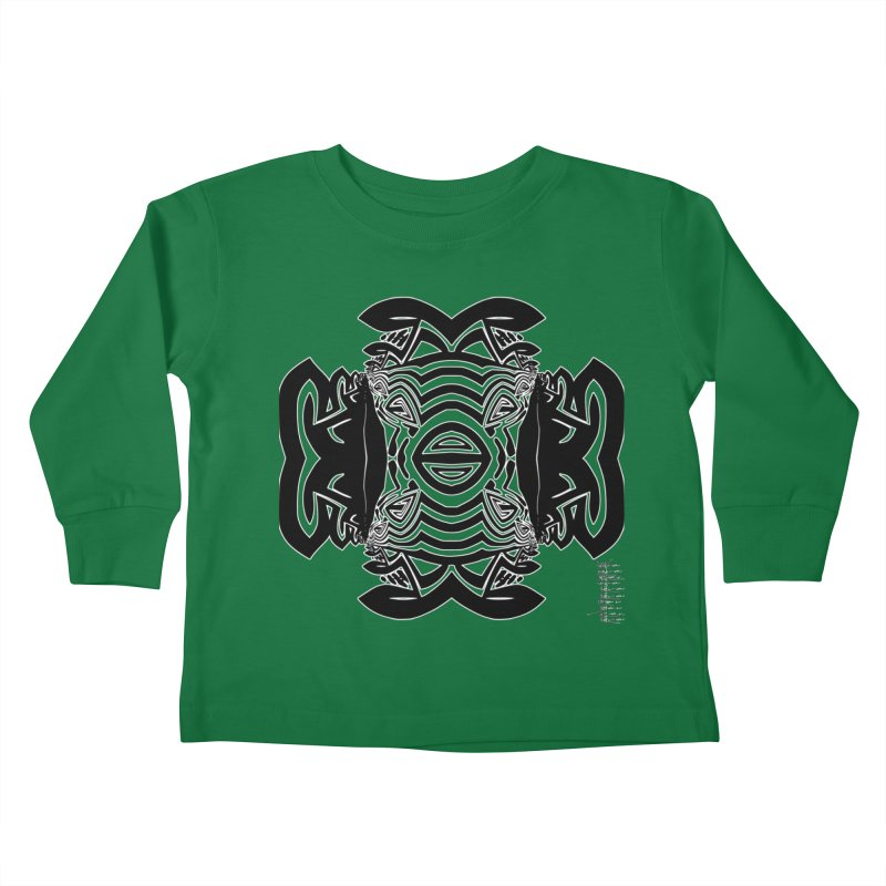 Yolk Of The Universe Kids Toddler Longsleeve T-Shirt by  SAMSKARA