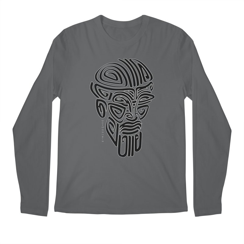 TRIBAL LINEAR Men's Longsleeve T-Shirt by  SAMSKARA