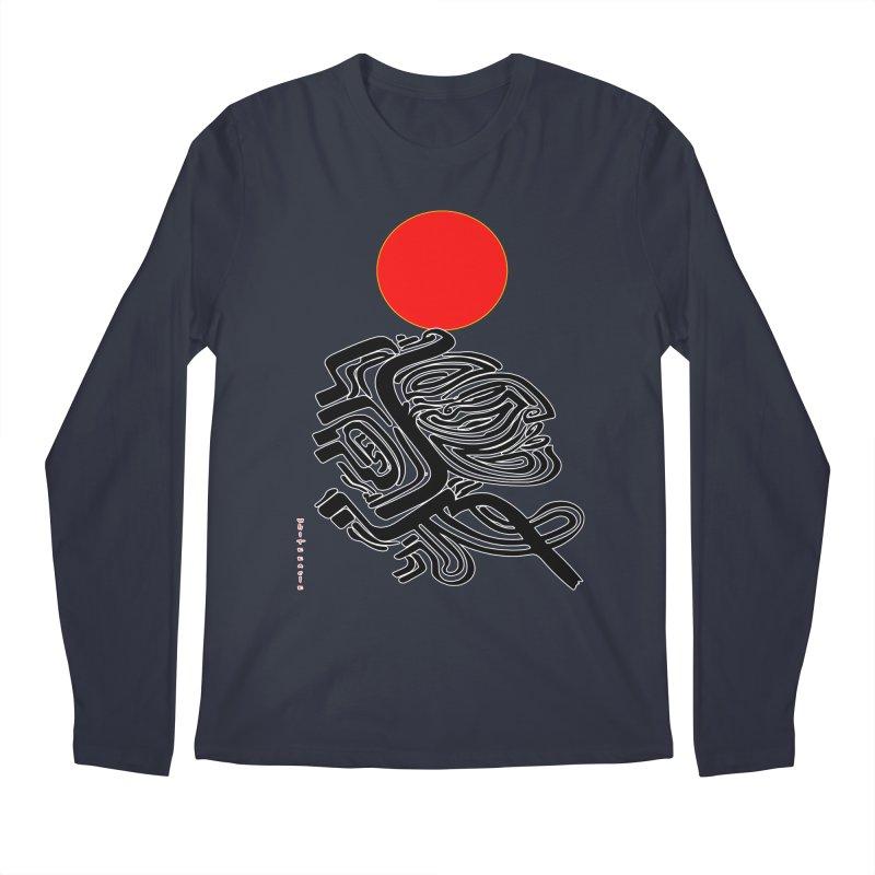 RedQueen Men's Regular Longsleeve T-Shirt by  SAMSKARA