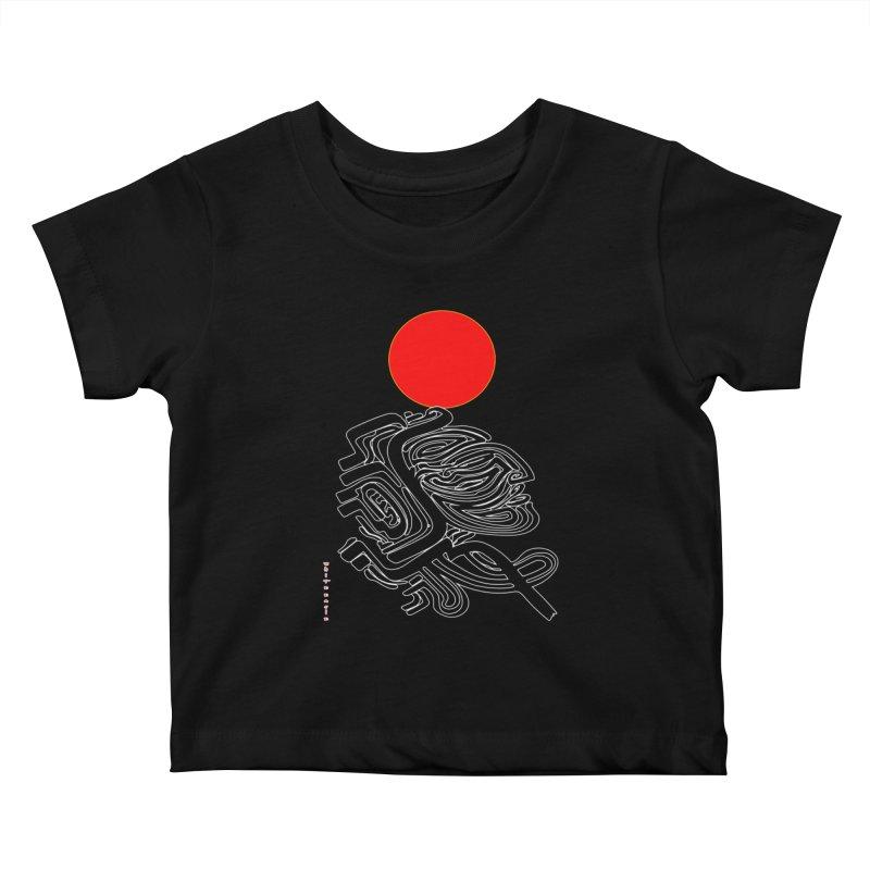 RedQueen Kids Baby T-Shirt by  SAMSKARA