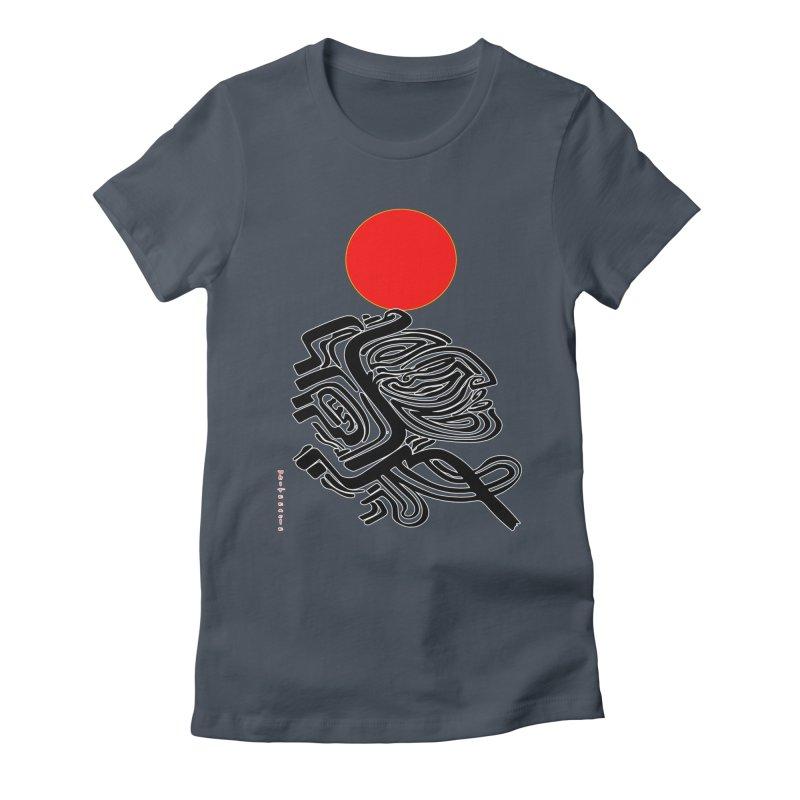 RedQueen Women's T-Shirt by  SAMSKARA