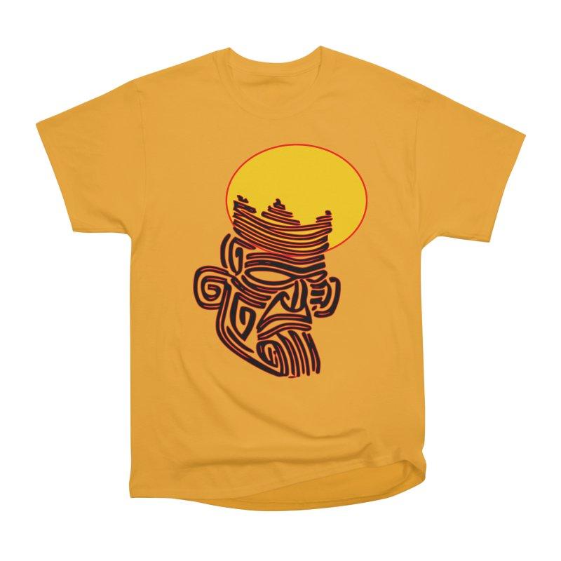 Ancestor Kings Men's T-Shirt by  SAMSKARA