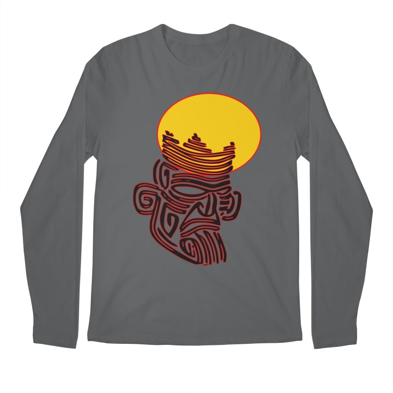 Ancestor Kings Men's Longsleeve T-Shirt by  SAMSKARA
