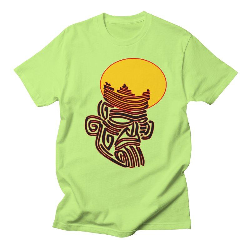 Ancestor Kings Men's Regular T-Shirt by  SAMSKARA