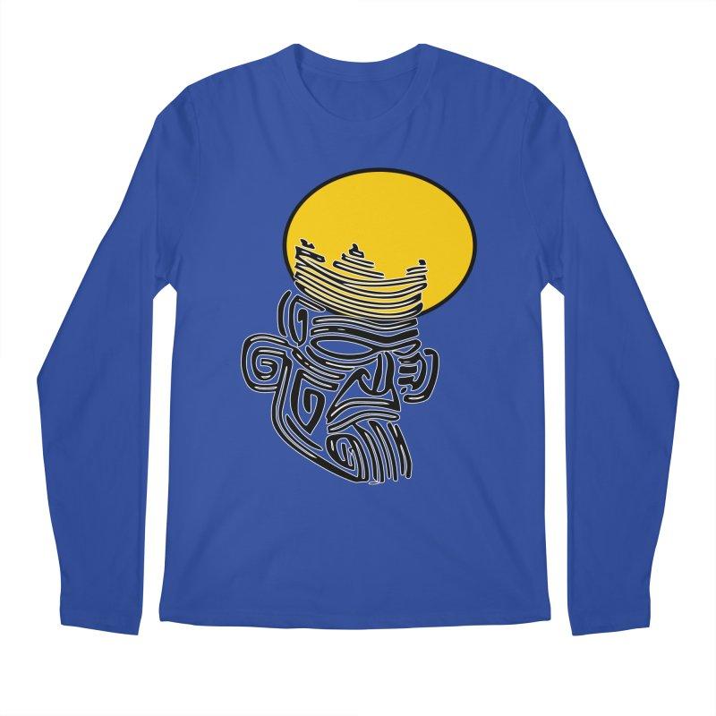 Ancestor Kings Men's Regular Longsleeve T-Shirt by  SAMSKARA