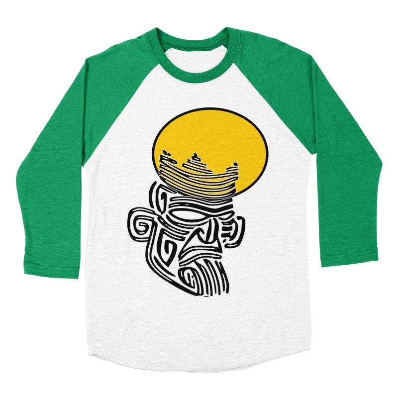 Ancestor Kings Men's Baseball Triblend Longsleeve T-Shirt by  SAMSKARA