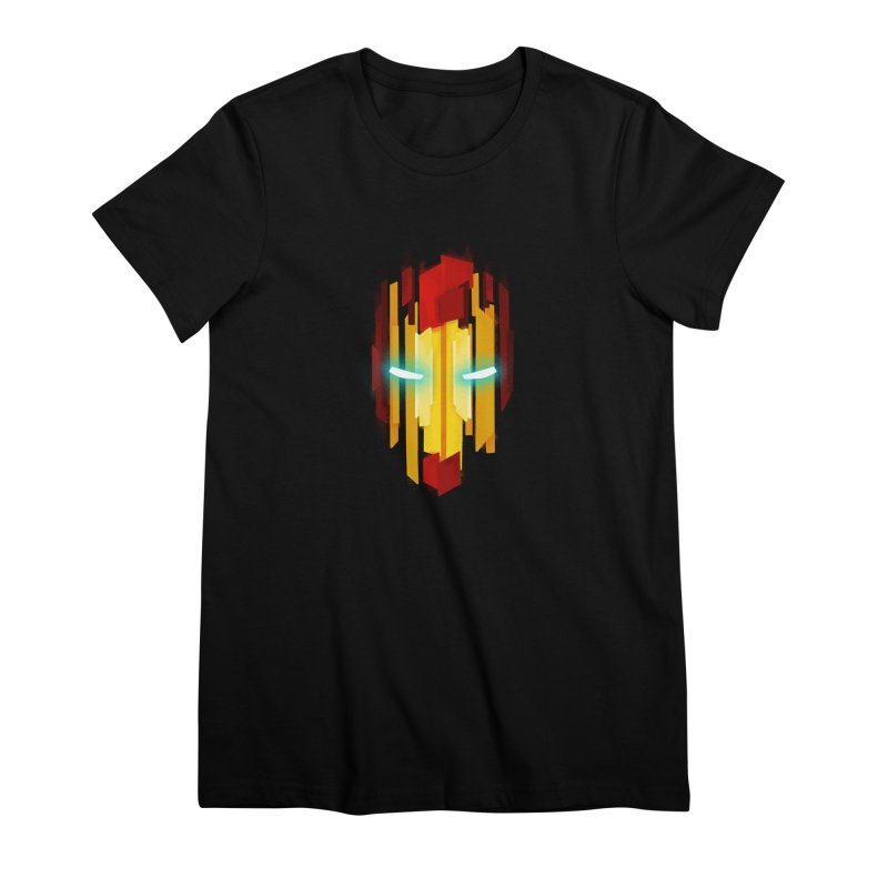 Gabe's Iron Man Women's Premium T-Shirt by Sam Stone's Shop