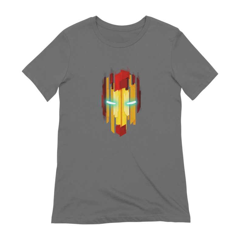Gabe's Iron Man Women's T-Shirt by Sam Stone's Shop