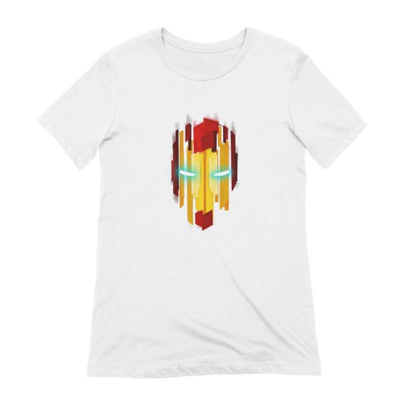 Gabe's Iron Man Women's Extra Soft T-Shirt by Sam Stone's Shop