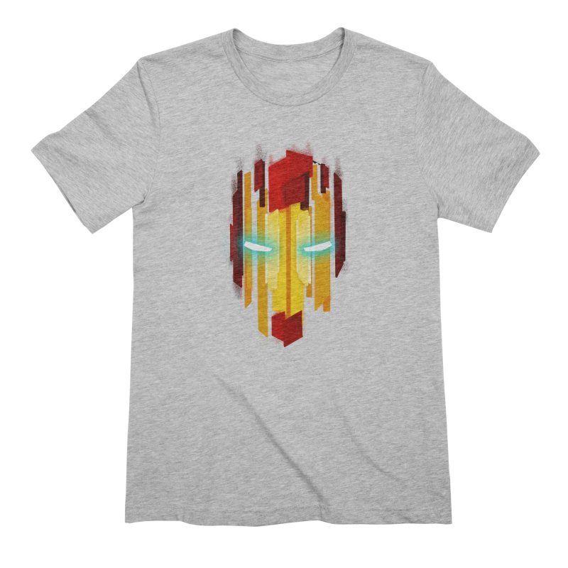 Gabe's Iron Man Men's Extra Soft T-Shirt by Sam Stone's Shop