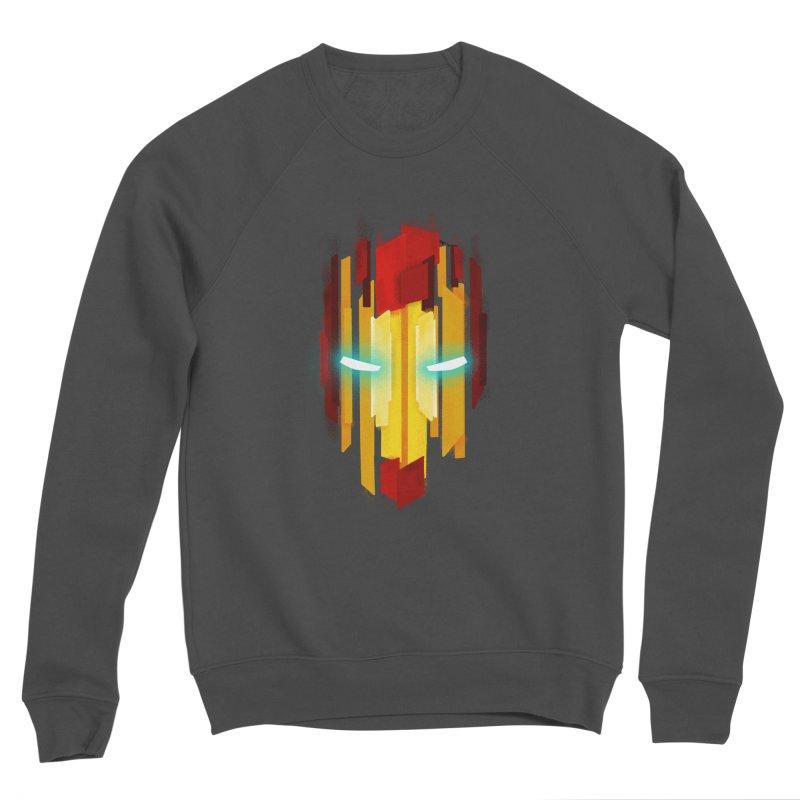 Gabe's Iron Man Men's Sponge Fleece Sweatshirt by Sam Stone's Shop