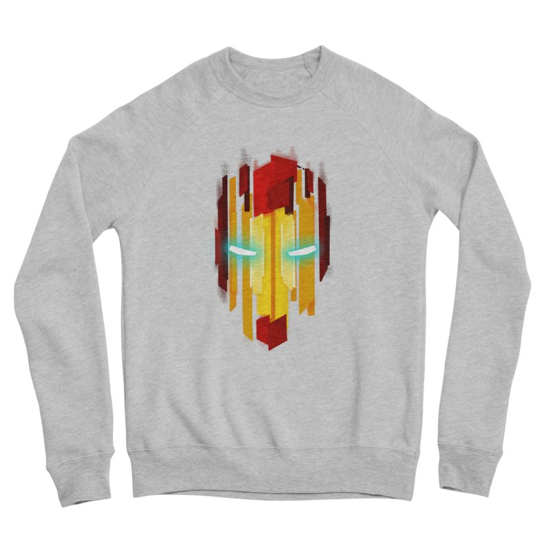 Gabe's Iron Man Men's Sponge Fleece Sweatshirt by Sam Stone's Shop