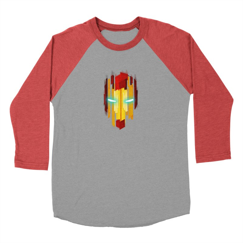 Gabe's Iron Man Women's Longsleeve T-Shirt by Sam Stone's Shop