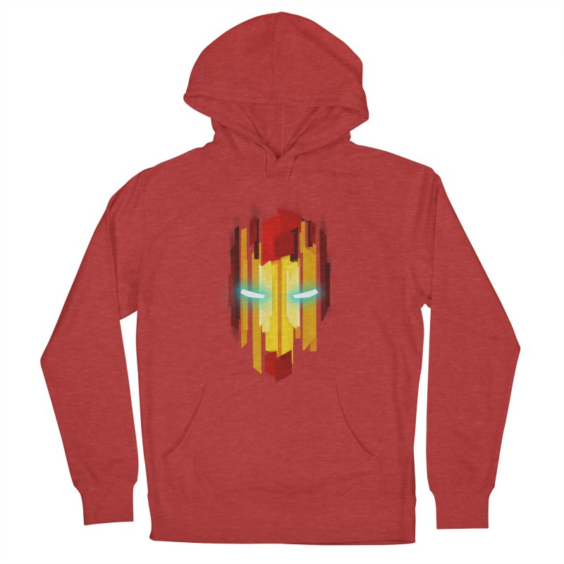 Gabe's Iron Man Women's French Terry Pullover Hoody by Sam Stone's Shop