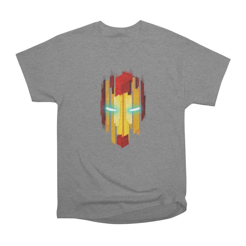 Gabe's Iron Man Men's Heavyweight T-Shirt by Sam Stone's Shop