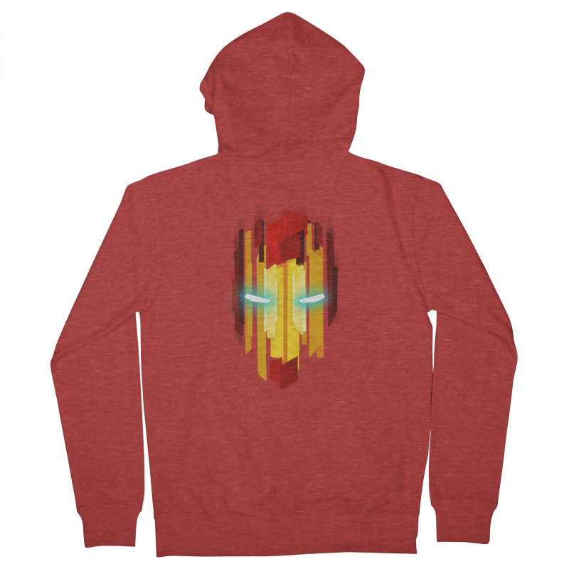 Gabe's Iron Man Women's Zip-Up Hoody by Sam Stone's Shop