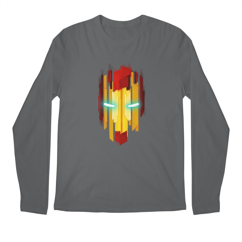 Gabe's Iron Man Men's Regular Longsleeve T-Shirt by Sam Stone's Shop
