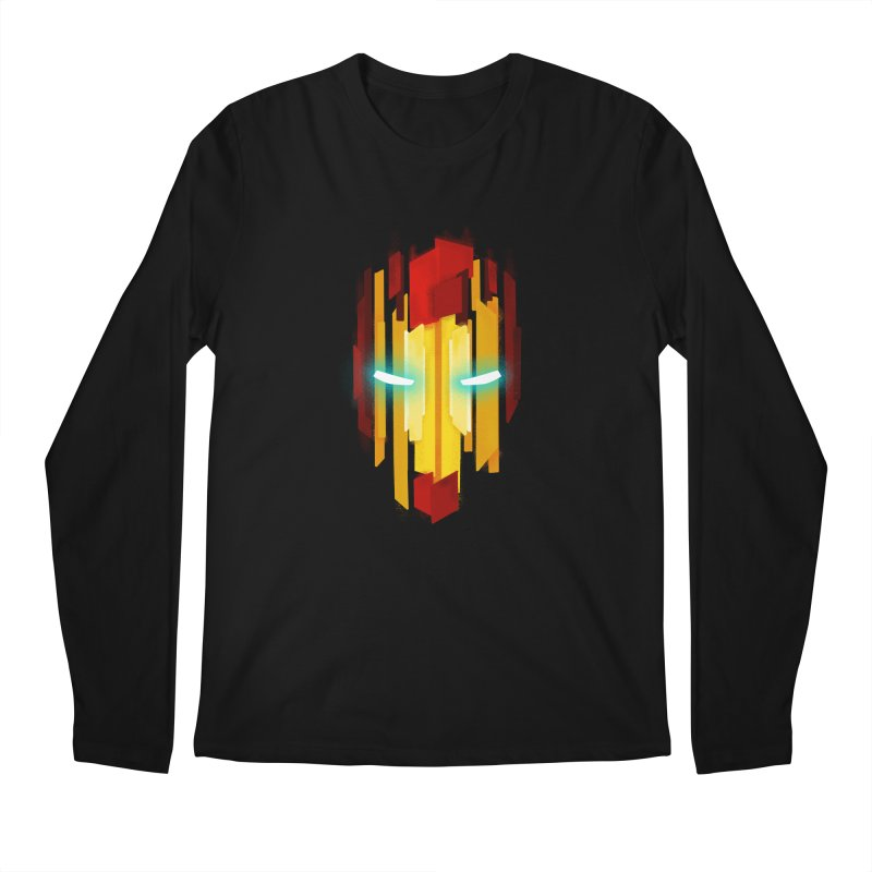 Gabe's Iron Man Men's Longsleeve T-Shirt by Sam Stone's Shop