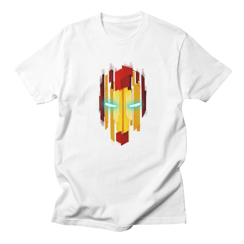 Gabe's Iron Man Women's Regular Unisex T-Shirt by Sam Stone's Shop