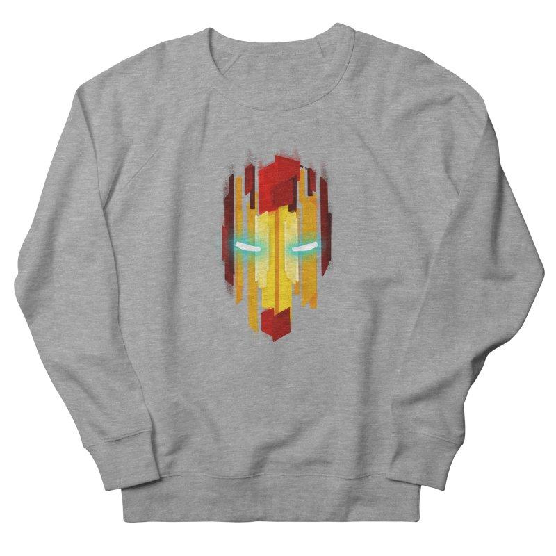 Gabe's Iron Man Women's French Terry Sweatshirt by Sam Stone's Shop