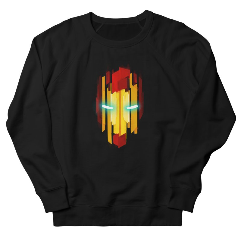 Gabe's Iron Man Men's French Terry Sweatshirt by Sam Stone's Shop