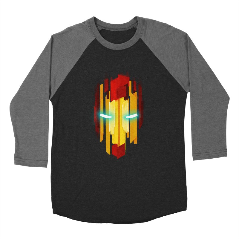 Gabe's Iron Man Women's Baseball Triblend Longsleeve T-Shirt by Sam Stone's Shop