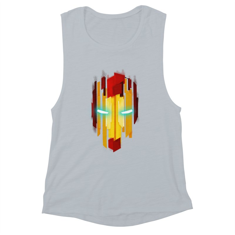 Gabe's Iron Man Women's Tank by Sam Stone's Shop